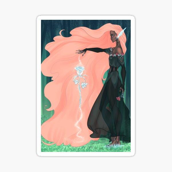 ice witch Sticker