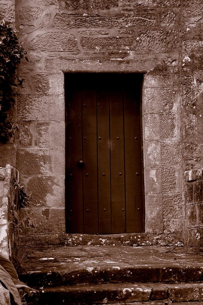 Brodick's Door by emjace