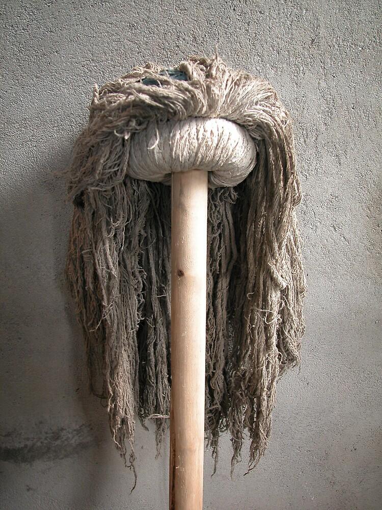 Mop head by Geoff46