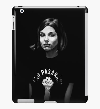 No Paseran iPad Case/Skin