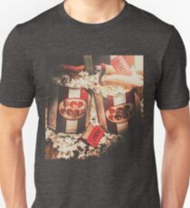 Scary vintage entertainment Unisex T-Shirt