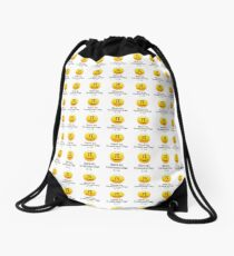 Have an irrational day ! 3.14 pi Drawstring Bag