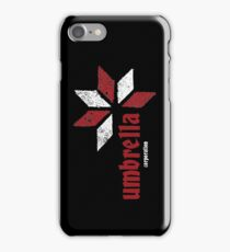 UMBRELLA CORP. II iPhone Case/Skin