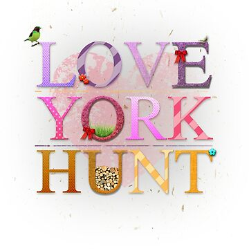 Love York Hunt by xyphious