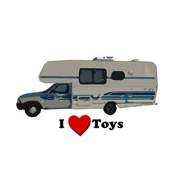 I love Toyota Motorhomes  by ButchPetty