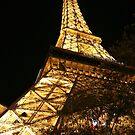 Eiffel Tower by mokreations