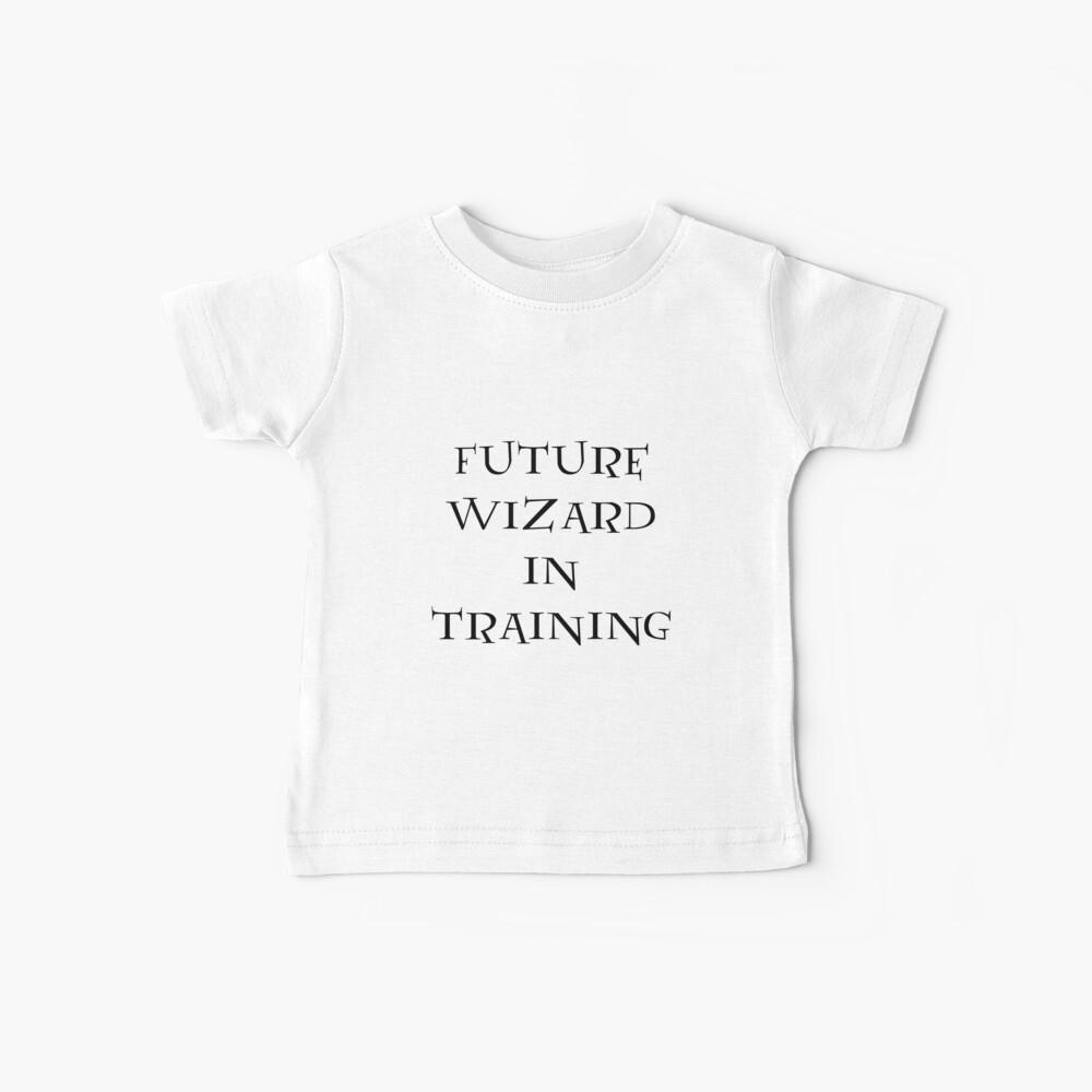 Zukünftiger Assistent im Training Baby T-Shirt