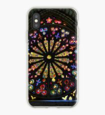Stained Glass In Old Quito Ecuador Basilica iPhone Case