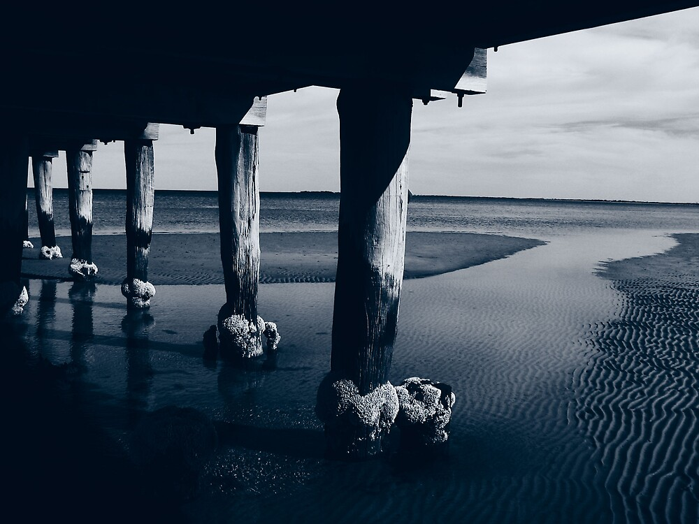 Altona Pier by Kate Heard