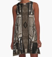 Oldtown A-Line Dress