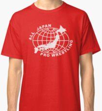 All Japan Pro-Wrestling Classic T-Shirt