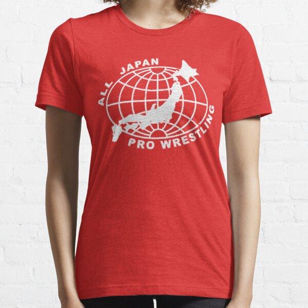 All Japan Pro-Wrestling Essential T-Shirt