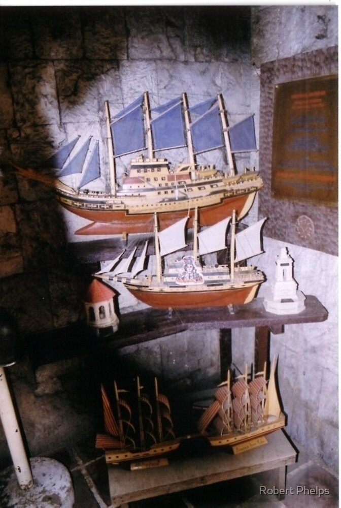 Rustic Ships by Robert Phelps