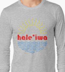 Hale'iwa Wavy Sun T-Shirt