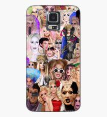 Funda/vinilo para Samsung Galaxy Collage de Alaska