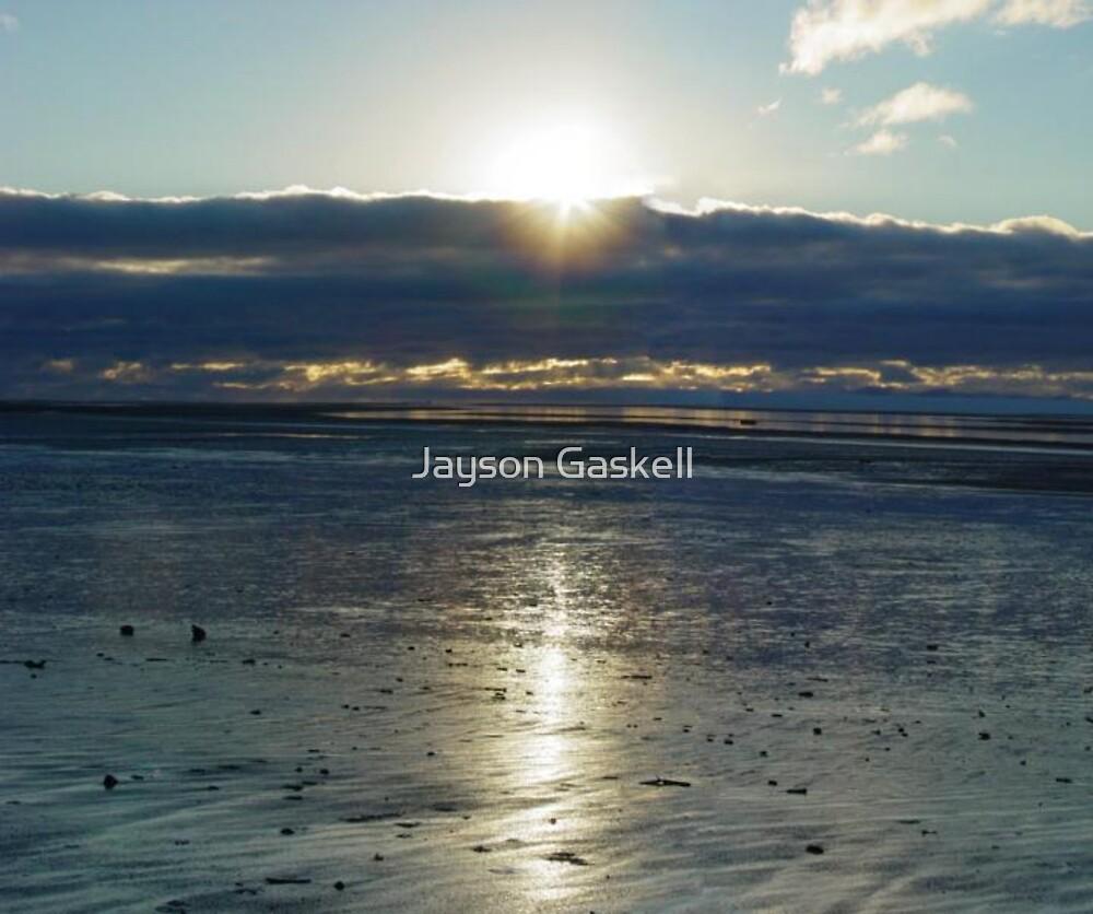 Low Tide Sunrise by Jayson Gaskell