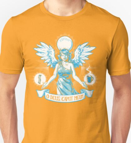 The Angel of Hangovers T-Shirt