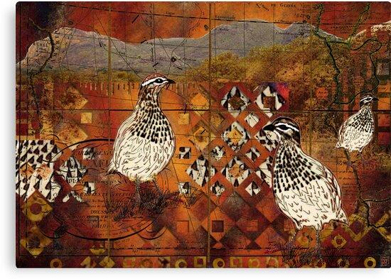 Partridge Family by Sabine Spiesser