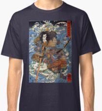 Utagawa Kuniyoshi Samurai Classic T-Shirt