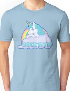 Central Intelligence Unicorn (Faded As Worn In The Film) Bob Stone - Always Be You Unisex T-Shirt