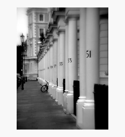 London Street Photographic Print