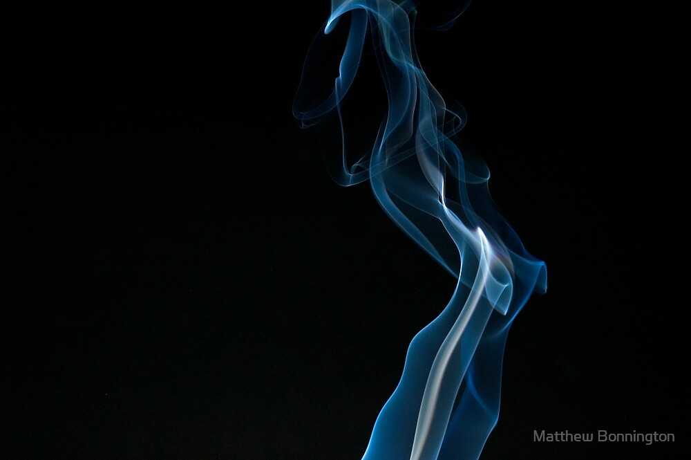 Black smoke 4 by Matthew Bonnington