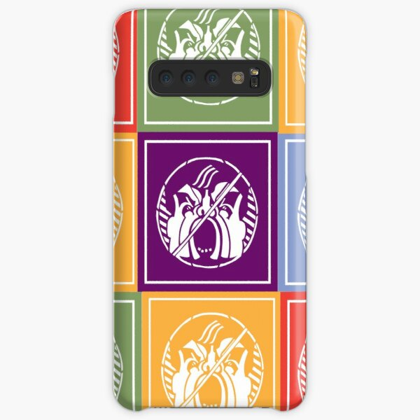 Angry Guy repeat Samsung Galaxy Snap Case