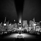 Darling harbour by Matthew Bonnington