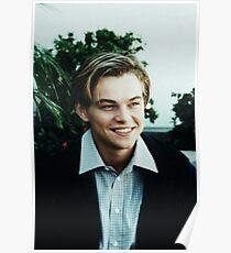 Leo Leonardo DiCaprio  Poster
