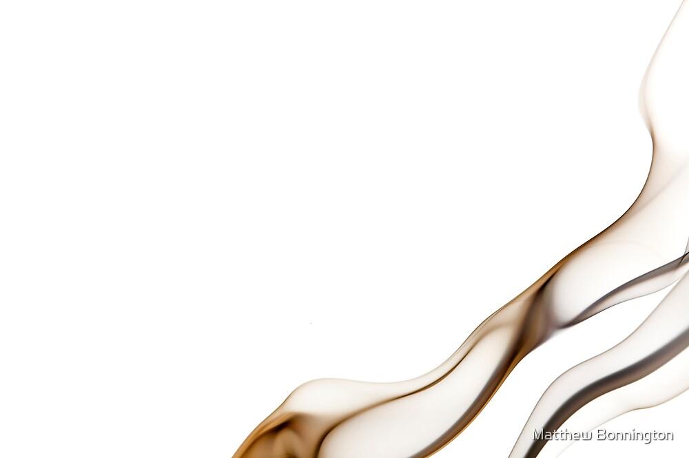 White smoke 3 by Matthew Bonnington