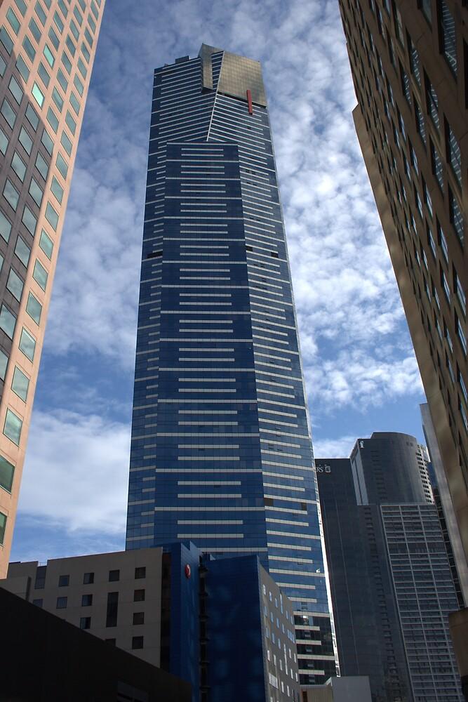 Growing Melbourne by Chris Putnam