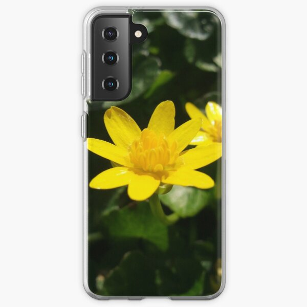 Lesser Celandine Samsung Galaxy Soft Case