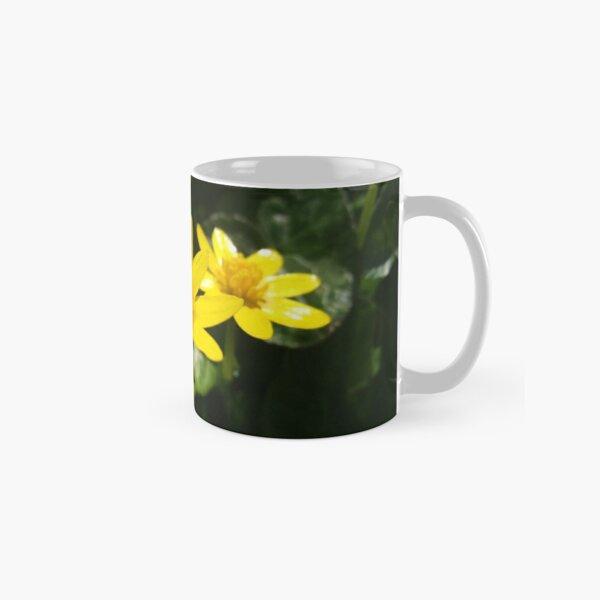 Lesser Celandine Classic Mug