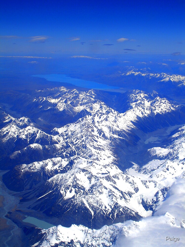 Southern Alps by Paige
