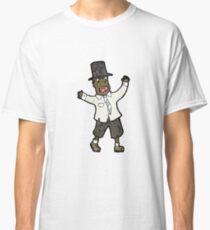 cartoon crazy homeless guy Classic T-Shirt