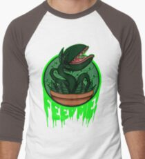 FEED ME! Men's Baseball ¾ T-Shirt