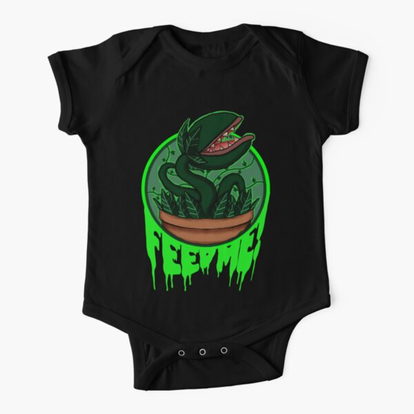 FEED ME! Short Sleeve Baby One-Piece