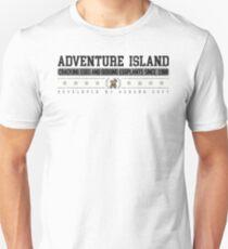 Adventure Island - Vintage - White T-Shirt