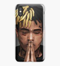 XXXTENTACION / PRAY FOR X / FREE X Box Design iPhone Case/Skin