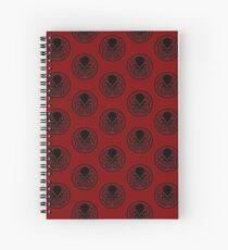 Cuaderno de espiral Logotipo de Cthulu