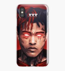 XXXTENTACION / Evil / Devil / Box iPhone Case/Skin
