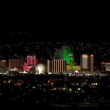 Reno Nights by KyleWalker