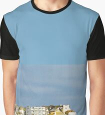 St Ives Quay House Graphic T-Shirt