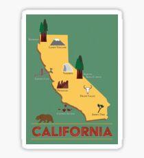 California Parks Sticker