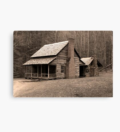 Henry Whitehead Place Canvas Print
