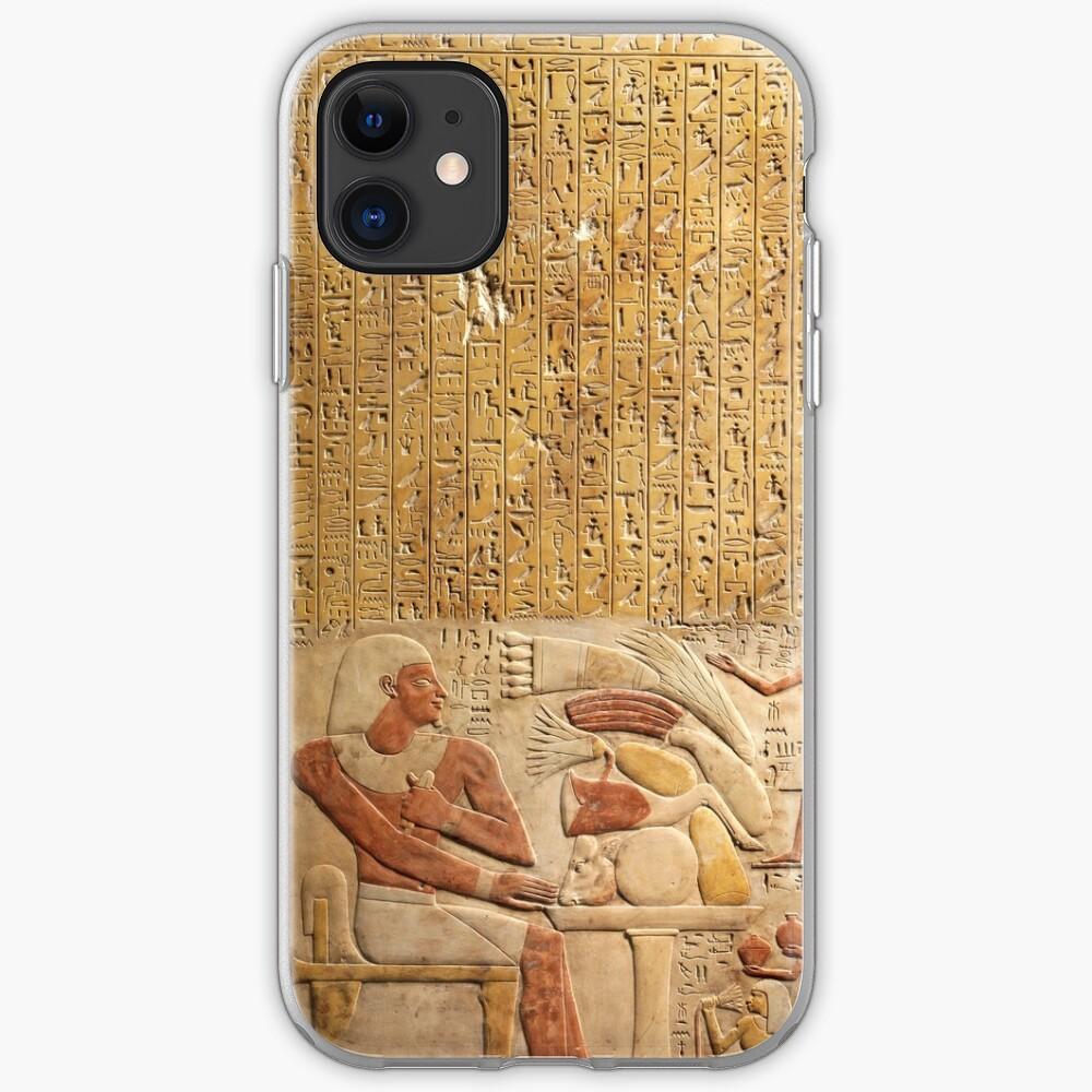 coque iphone 8 egypte antique