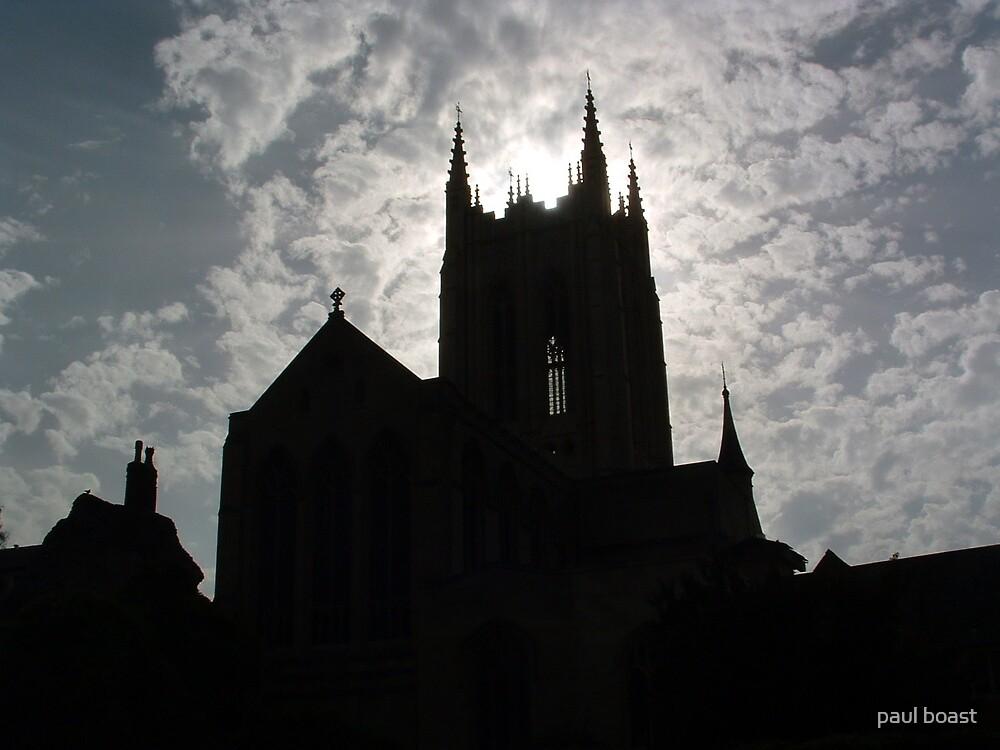 New Abbey, Bury st Edmunds, Suffolk , England  by paul boast