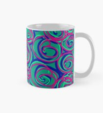 Circles Over Circles by Julie Everhart Classic Mug