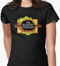 the Eclectic Company  Womens Fitted T-Shirt
