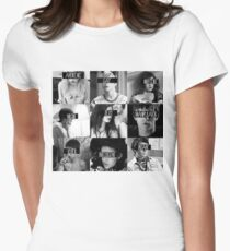 Tumblr Skins Edit Women's Fitted T-Shirt
